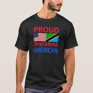 Proud Tanzanian American T-Shirt