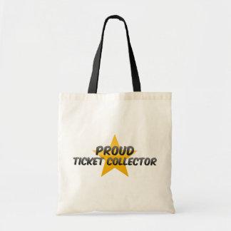 Proud Ticket Collector Bag