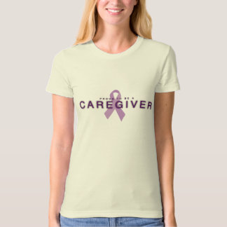 """""""Proud to Be a Caregiver"""" Tee"""