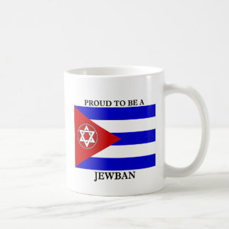 Proud to be a Jewban! Coffee Mug
