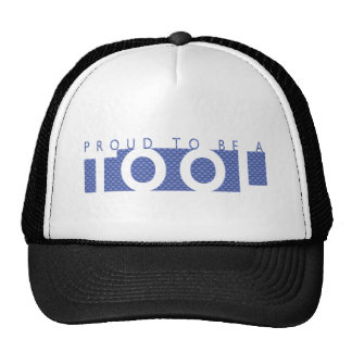 Proud To Be A Tool Mesh Hats