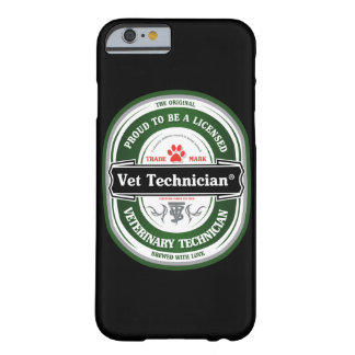 proud to be a vet tech phone case barely there iPhone 6 case