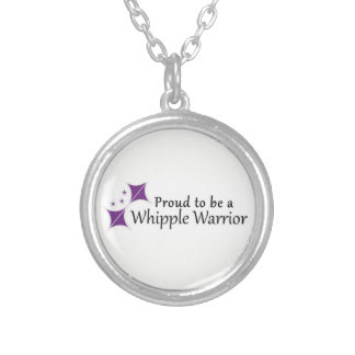 Proud to be a Whipple Warrior Necklace