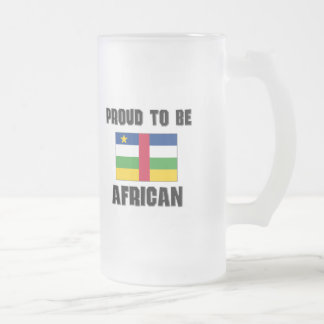 Proud To Be AFRICAN Coffee Mug