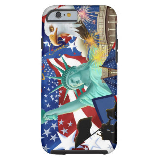 Proud to be American Tough iPhone 6 Case