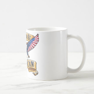 Proud to be American Mugs