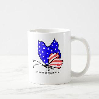 Proud To Be An American Designer Mug