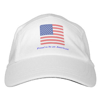 Proud to be an American! Hat