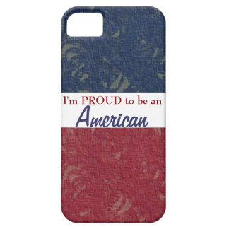 Proud to be an American iPhone case