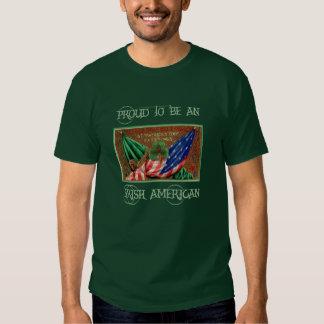 Proud to be an Irish American Design No.5 T-shirts