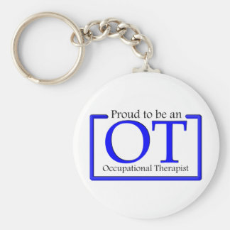 Proud to be an OT Key Ring