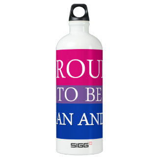 Proud To Be Asian and Bi SIGG Traveller 1.0L Water Bottle