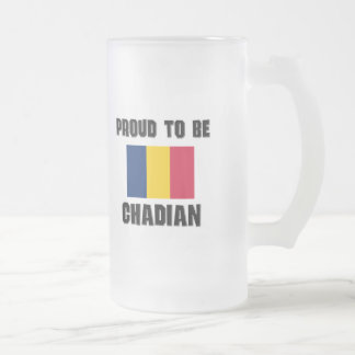 Proud To Be CHADIAN Mugs