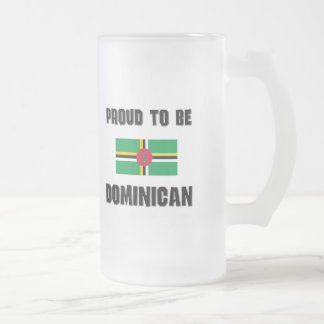 Proud To Be DOMINICAN Coffee Mugs
