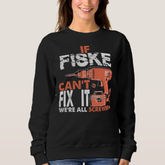 Proud To Be FISKE Tshirt