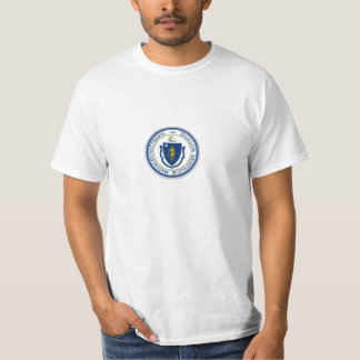 Proud to be from Massachusetts T-shirt