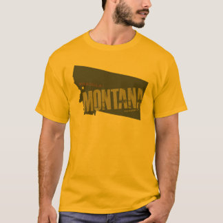 Proud To Be From Missoula MT T-Shirt