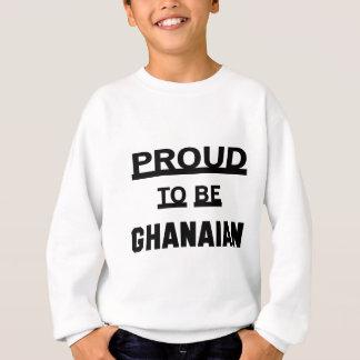 Proud to be Ghanaian Sweatshirt