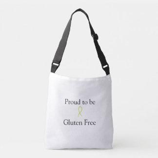 Proud To Be Gluten Free Cross Body Bag
