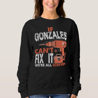 Proud To Be GONZALES Tshirt