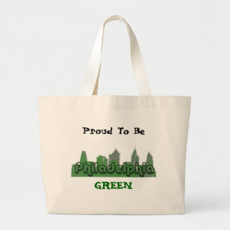 Proud to be Green Bag