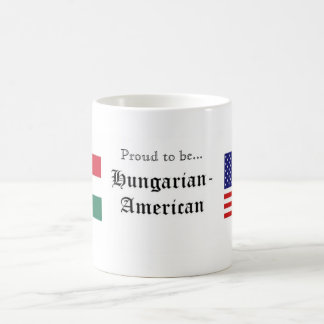 Proud to be...Hungarian-American Mug