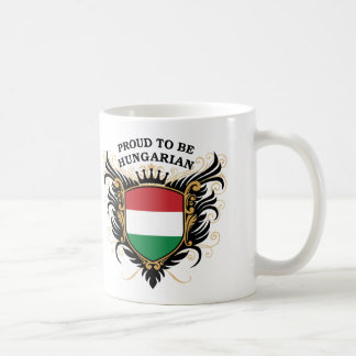Proud to be Hungarian Coffee Mug