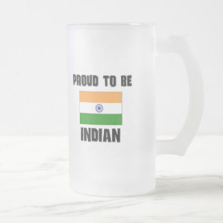 Proud To Be INDIAN Mugs