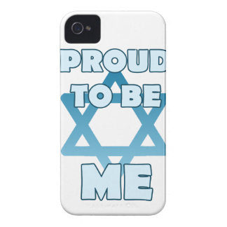 Proud To Be Jewish Case-Mate iPhone 4 Cases