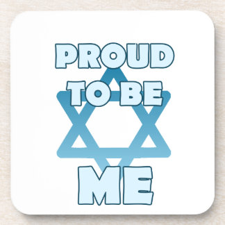 Proud To Be Jewish Coaster