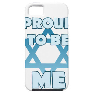 Proud To Be Jewish iPhone 5 Cases