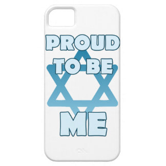 Proud To Be Jewish iPhone 5 Covers