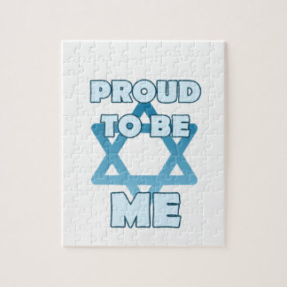 Proud To Be Jewish Jigsaw Puzzle