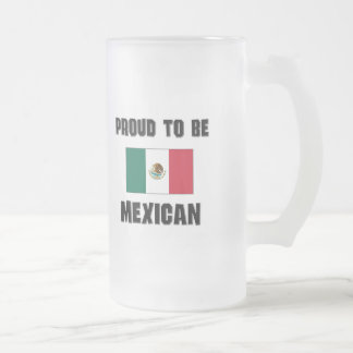 Proud To Be MEXICAN Mugs