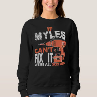 Proud To Be MYLES Tshirt