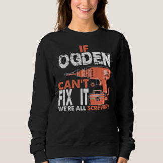 Proud To Be OGDEN Tshirt