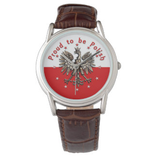Proud to be Polish Watch