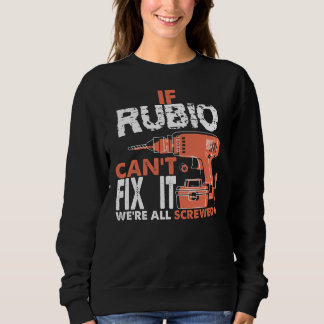 Proud To Be RUBIO Tshirt