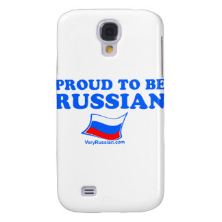 PROUD to be Russian Samsung Galaxy S4 Case