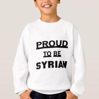 Proud to be Syrian Sweatshirt