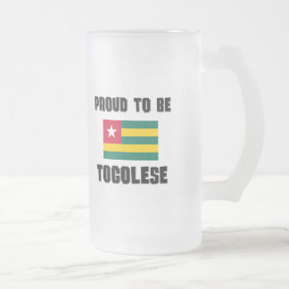 Proud To Be TOGOLESE Coffee Mugs