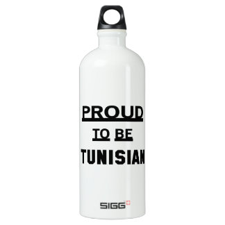 Proud to be Tunisian SIGG Traveller 1.0L Water Bottle
