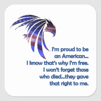 Proud To Be Veterans Day Stickers