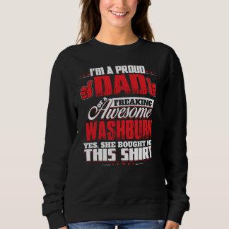 Proud To Be WASHBURN T-Shirt