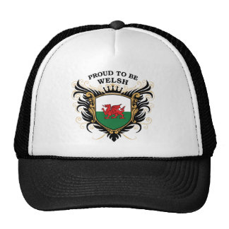 Proud to be Welsh Cap