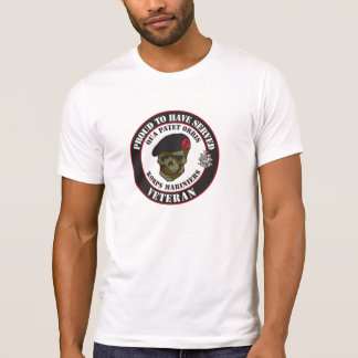 Proud To property Served, corps Mariniers T-Shirt