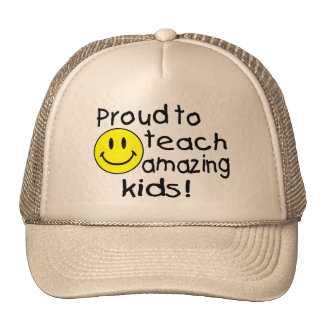Proud To Teach Amazing Cap