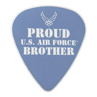 Proud U.S. Air Force Brother Acetal Guitar Pick