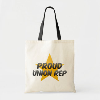 Proud Union Rep Tote Bag