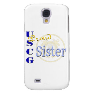 Proud USCG Sister Samsung Galaxy S4 Cover